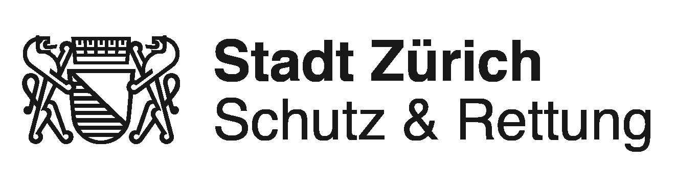 Logo Stadt Zürich Schutz & Rettung, Zurich, Switzerland